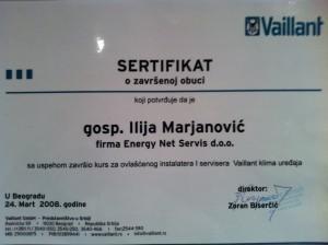 sertifikat-obuka-vaillant-servis-klima-uredjaji